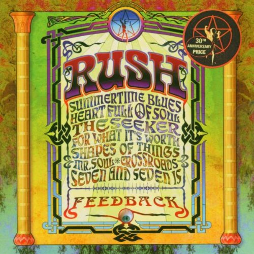 Feedback performed by Rush