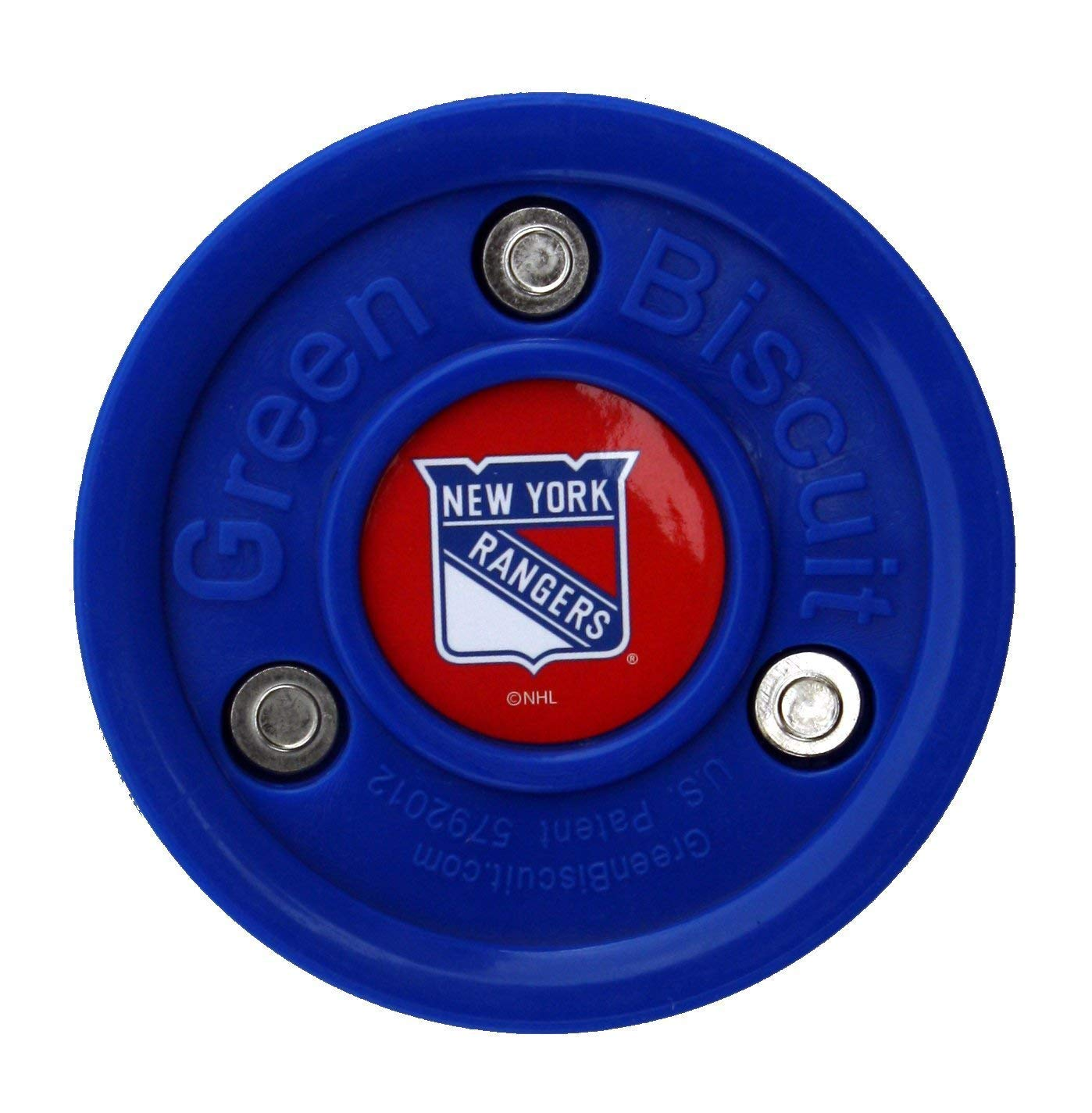 Green Biscuit Training Puck (NHL Mottoparty)