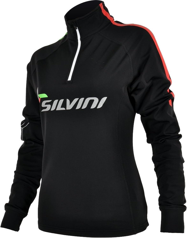 SILVINI Damen Sport Sweatshirt Crocetta