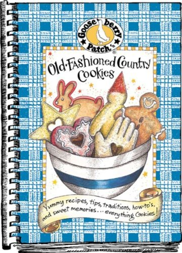 Old-Fashioned Country Cookies Cookbook (Everyday Cookbook Collection)