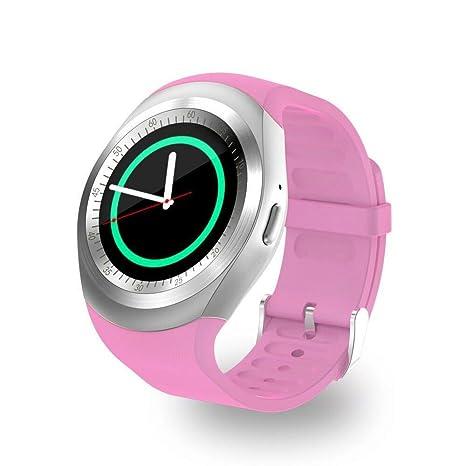 Diente Azul Reloj Deportivo Smartwatch Portable Y1 Plus 32MB + 32MB Podómetro Senderismo