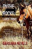 On the Rocks Large Print (Spirit Animal Large Print Book 1)