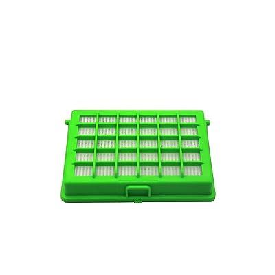 Green Label filtre HEPA pour Rowenta Compacteo Ergo Ro529501aspirateurs (Compare au Zr004501). Note: pour une utilisation avec Wonderbag et sacs en papier