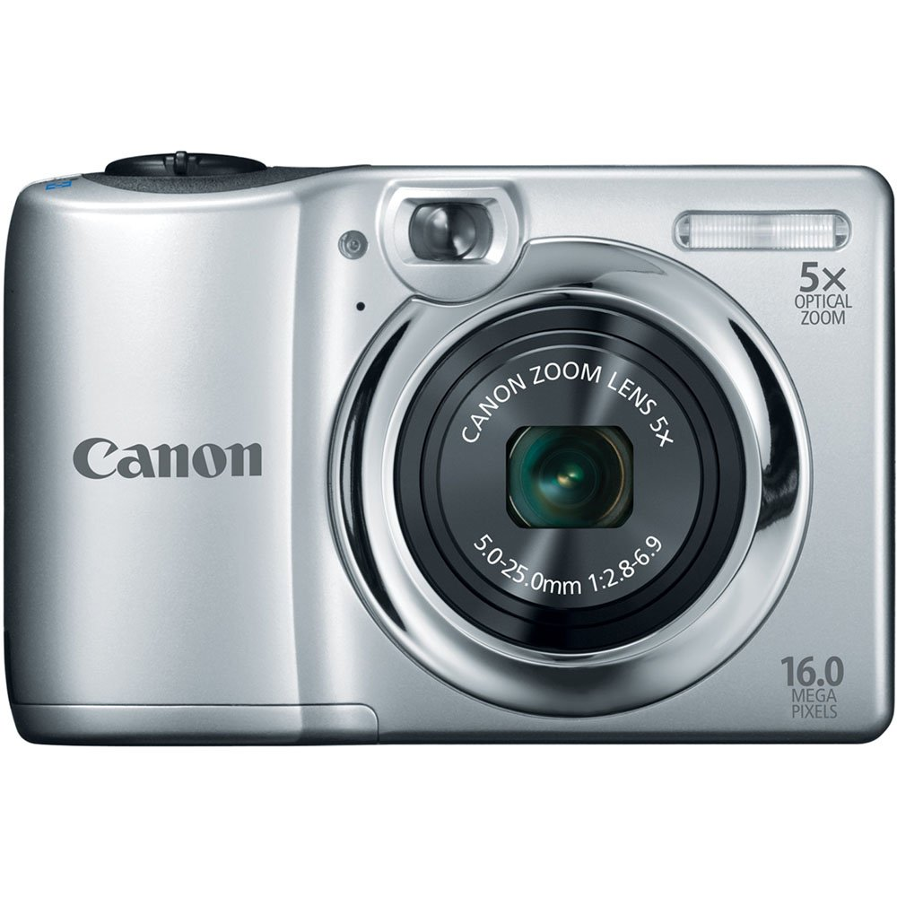 amazon com canon powershot a1300 16 0 mp digital camera with 5x rh amazon com canon powershot a1300 digital camera manual Canon A3100 IS Review