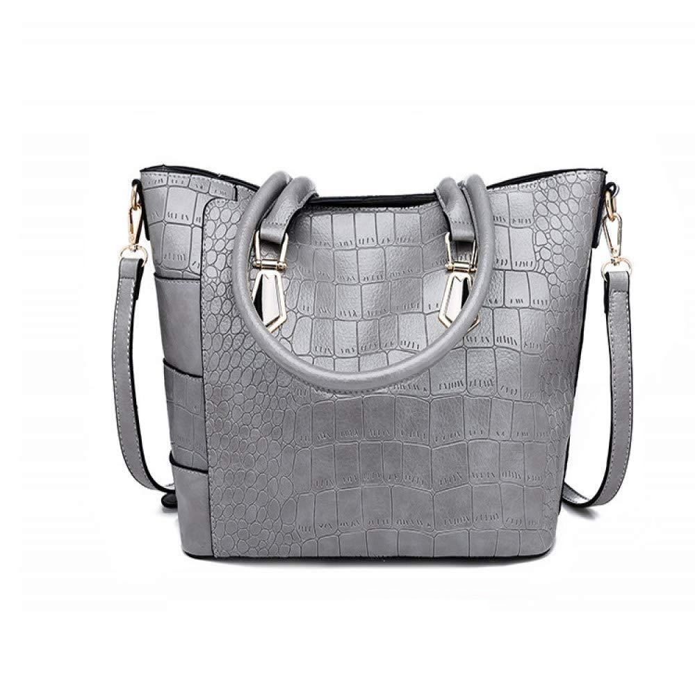 LFGCL Damen Tasche Krokodil Muster Muster Muster Handtaschen europäische und amerikanische Mode Schultertasche Frauen B07Q42TMRQ Ruckscke Gesunder Rhythmus f4a962
