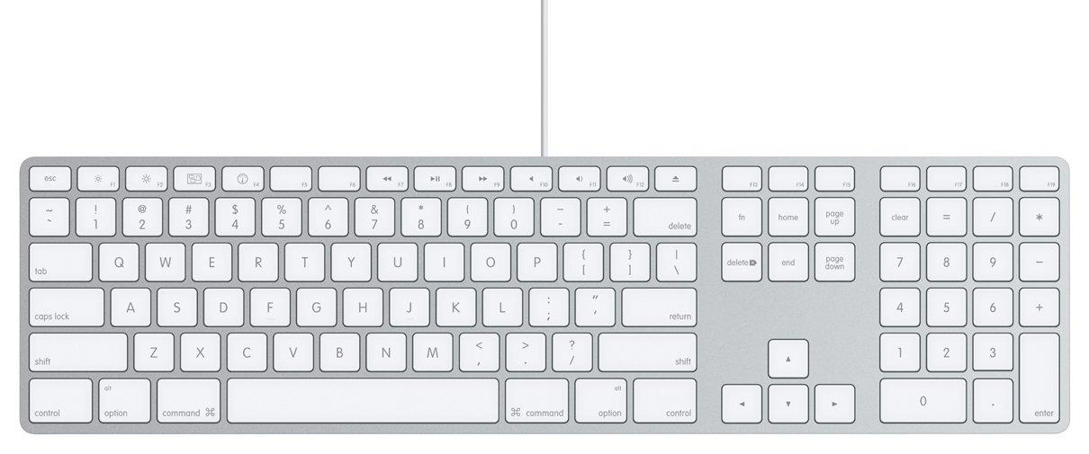 Apple Mb110db Keyboard Amazonde Computer Zubehör