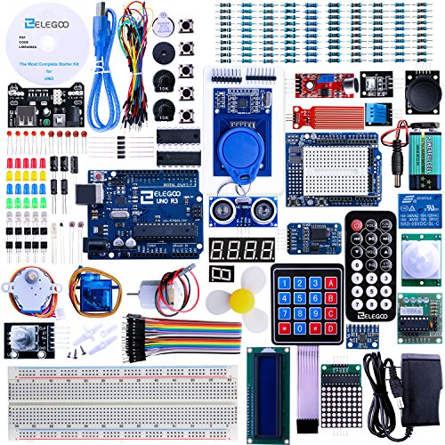 elegoo-uno-r3-project-complete-starter-kit-with-tutorial-for-arduino-63-items
