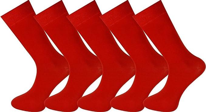 mysocks® Unisex 5 pares de calcetines pack Fácil Color gekä MMT algodón: Amazon.es: Ropa y accesorios