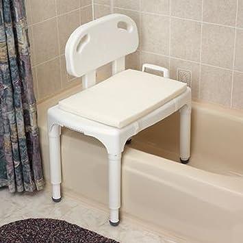 Shower Chair Cushion Size 12 X 16