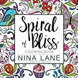 The Spiral of Bliss Coloring Book