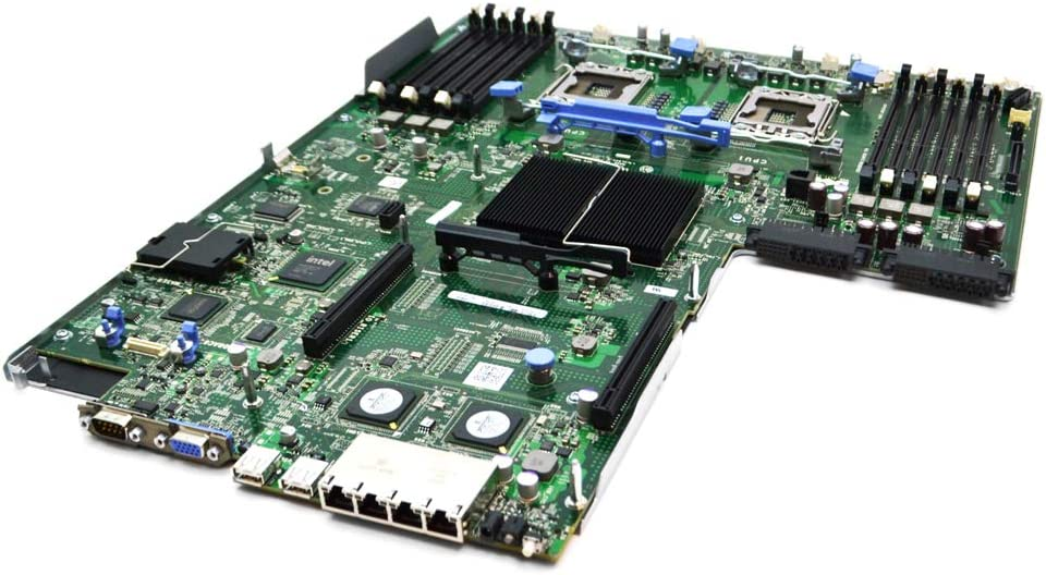 Dell 8D1D9 PE-R610 VG4PJ with Tray Server Board 8GXHX