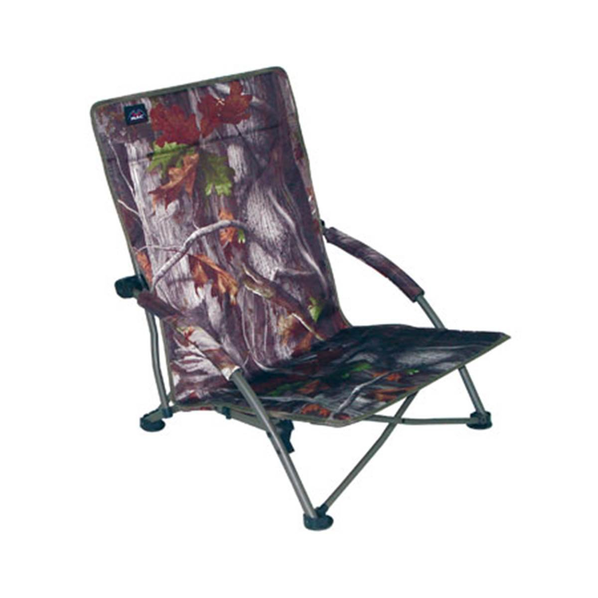 Extremely Durable, Mac Sports Camo Portable Turkey Seat, Folds Quickly & Effortlessly for Easy Transport & Storage, Includes Carry Case, Great For Your Outdoor Adventure or Picnics