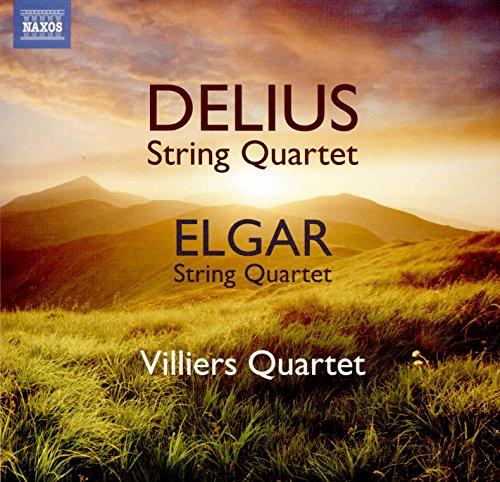Delius & Elgar: String Quartet