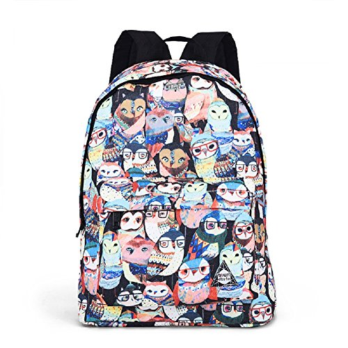 Owl Rucksack For Girls