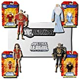 DC-Universe-Justice-League-Unlimited-Exclusive-Set-of-4-Action-Figures-Shazam-Family-Shazam-Mary-Batson-Black-Adam-and-The-Wizard