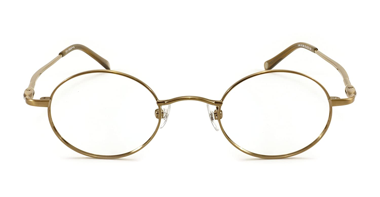 de593259c15 John Lennon JL214 (Look at Me) Eyeglass Frame - Antique Copper at Amazon  Women s Clothing store