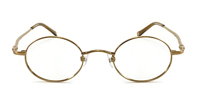 John Lennon JL214 (Look at Me) Eyeglass Frame - Antique Copper at ...