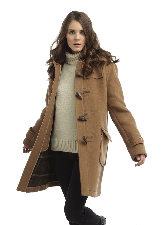 Amazon.com: Original Montgomery Women's London Duffle Coat: Clothing