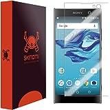 Sony Xperia XA2 Screen Protector , Skinomi TechSkin Full Coverage Screen Protector for Sony Xperia XA2 Clear HD Anti-Bubble Film