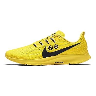 nike air zoom amarillas