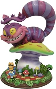 "The World of Miss Mindy Cheshire Cat from ""Alice in Wonderland"" Stone Resin Figurine"