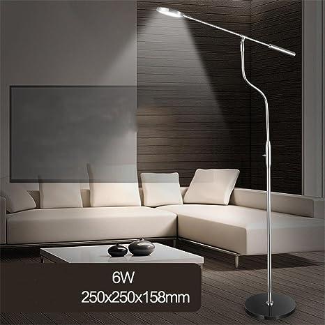 GUOCAIRONG® Luz de Interior Lámpara de pie Moderna de la ...