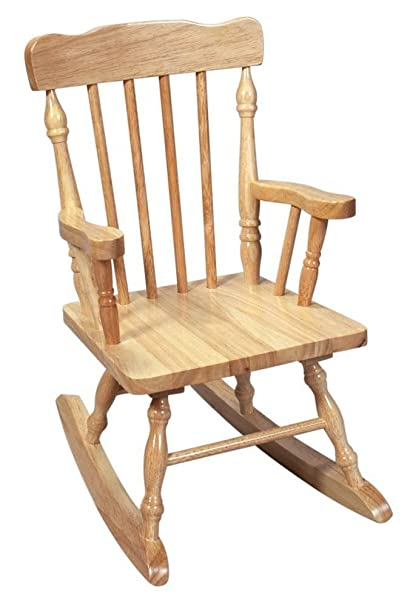 Excellent Amazon Com Kids Colonial Style Wood Rocking Chair W Cherry Gmtry Best Dining Table And Chair Ideas Images Gmtryco