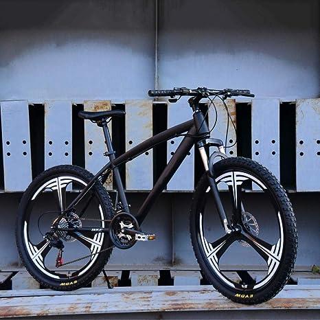 KNFBOK bicicleta de montaña hombre Adulto 21-velocidad bicicleta de campo a través de 26 pulgadas