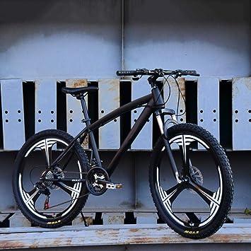 KNFBOK bicicleta de montaña hombre Adulto 21-velocidad bicicleta ...
