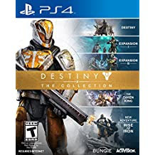Destiny The Collection PlayStation 4 - The Collection Edition