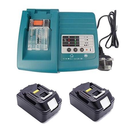dmr107 dmr108 Chargeur Li-Ion 10.8 V pour Makita dmr106 dmr106b