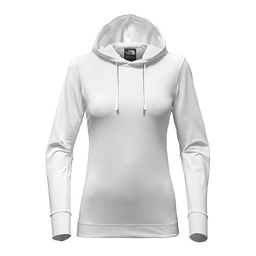 5b7289c5d Amazon.com: The North Face Women's Shade Me Shirt Hoodie: Sports ...