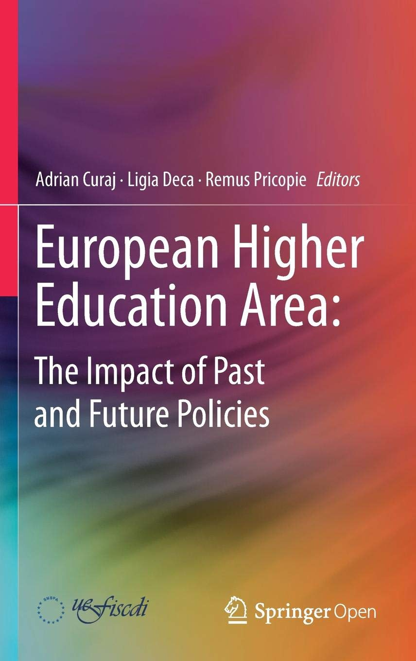 Download European Higher Education Area: The Impact of Past and Future Policies ebook