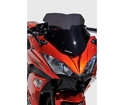 Kawasaki 650 ninja-17/18-bulle Sport ermax-0303s65: Amazon ...