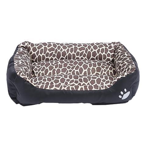 XFentech Cama para Mascotas Ultra Suave, cojín para Dormir Gato para Mascotas, Funda Exterior