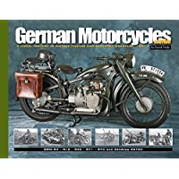 German Motorcycles of WWII (Visual History Series)