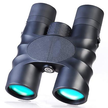 XY&CF Binoculares Impermeables llenos de nitrógeno Binoculares HD telescópicos de visión Nocturna para observación de Aves