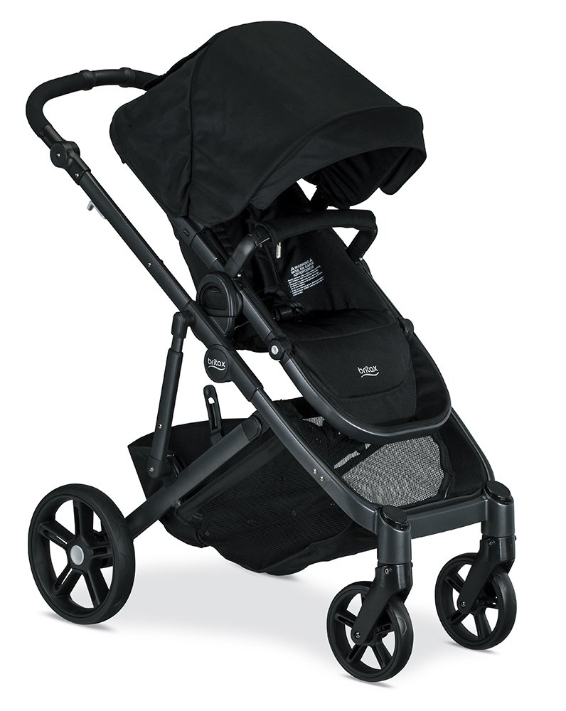 Britax B-Ready G3 Stroller, Black by BRITAX