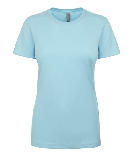 e5d4599987d67 Next Level NL1510 Women's Ideal Crew Short Sleeve T-Shirt Cancun L ...