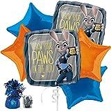 Zootopia Balloon Bouquet Kit