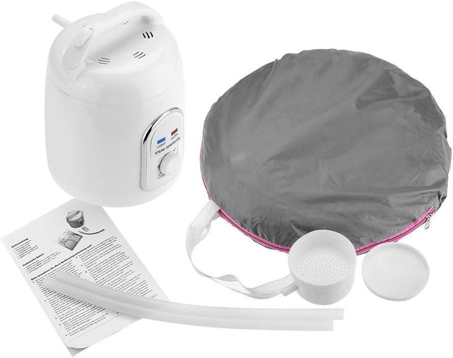1.5L Sauna Steamer Portable Pot Machine Home Personal Spa Indoor Body Shaping Device Qiterr Sauna Machine UK Plug 220V