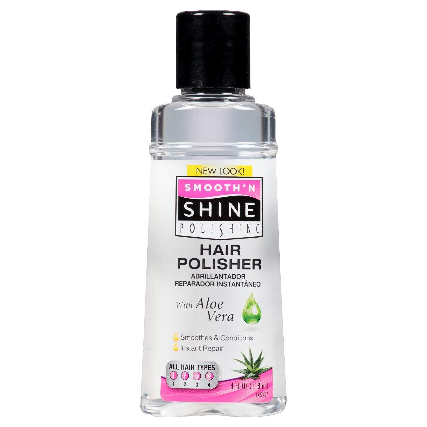 Smooth N Shine Instant Repair Hair Polish, 4-ounces