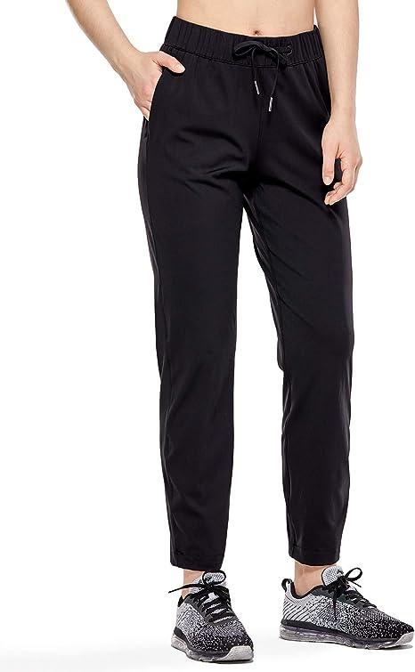 Amazon.com: CRZ YOGA - Pantalones deportivos elásticos para ...