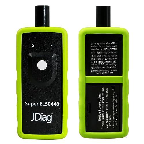 JDiag EL50448 is ojne of the best TPMS tools