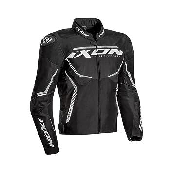 Ixon - Chaqueta de moto para hombre Sprinter Sport negro ...
