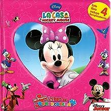 Mi primer libro de rompecabezas: La casa de Mickey Mouse (Minnie)