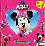 La casa de Mickey Mouse (Mi primer libro de rompecabezas) (Spanish Edition)
