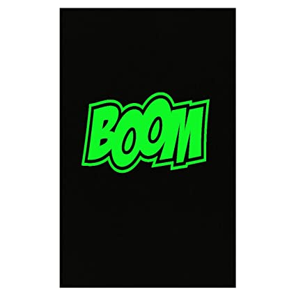 amazon com kewlcover boom comic green poster posters prints