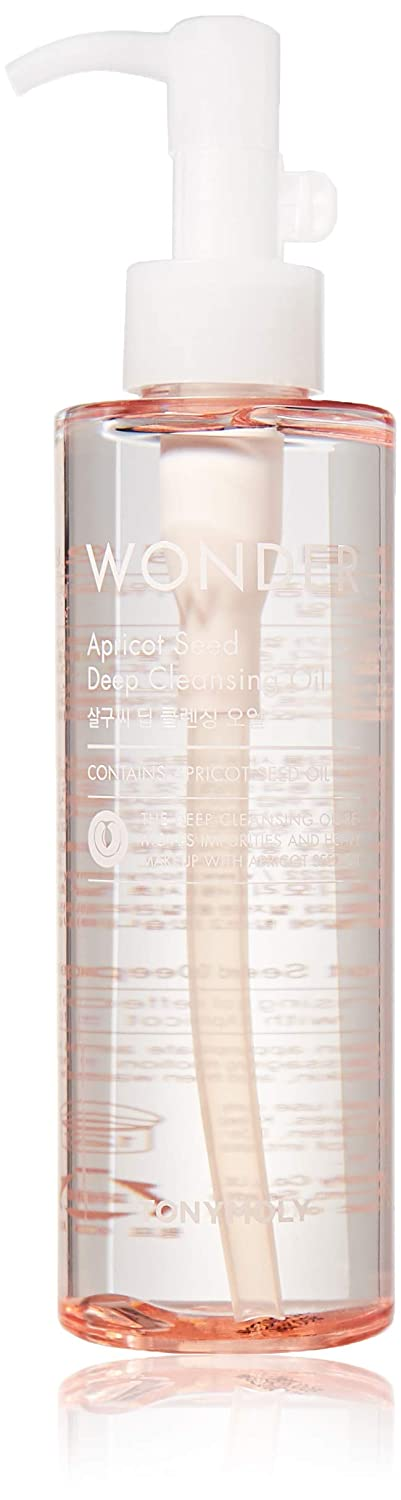 TONYMOLY Wonder Apricot Deep Cleansing Oil, 7.9 oz.