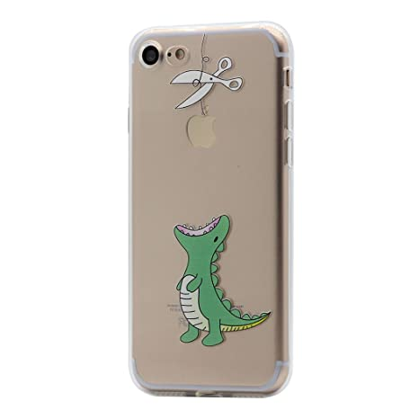 coque iphone 7 crocodile